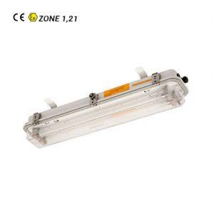 Luminaire Fluorescent ATEX EXP 83