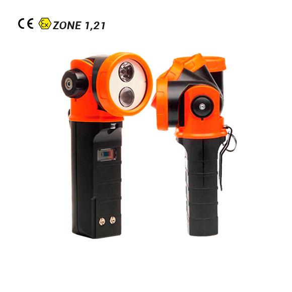 Lampe Torche ATEX Rechargeable HL-25-Ex