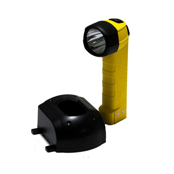 Lampe Torche ATEX Rechargeable HL-12-Ex-SET