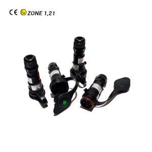 Connecteur Compact ATEX 5P