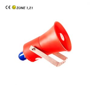 Combiné Balise-Sirène ATEX SB-125-1-INOX