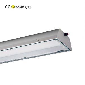 Luminaire Fluorescent ATEX e181-e182