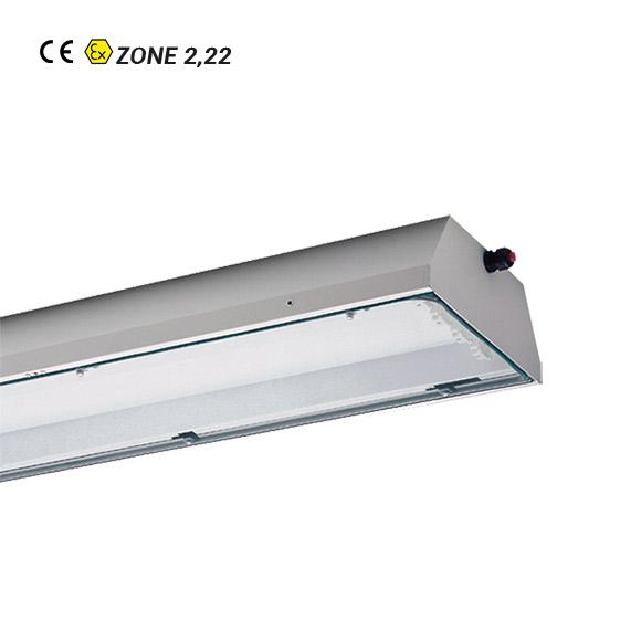 Luminaire Fluorescent ATEX nD181-nD182