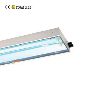 Luminaire Fluorescent ATEX nD191-nD192