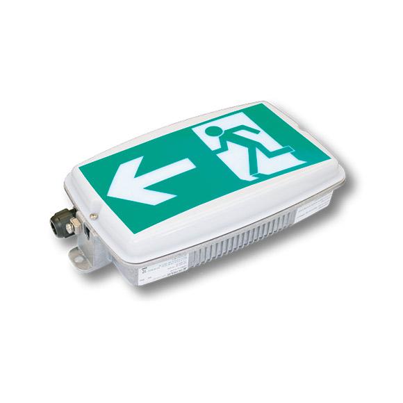 Éclairage d'urgence LED ATEX nD8611