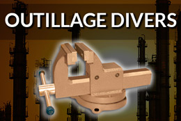 Inpratex - Outils Antidéflagrants - DIVERS