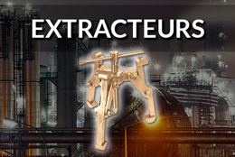 Inpratex - Outils Antidéflagrants - EXTRACTEURS