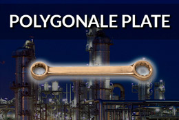Inpratex - Outils Antidéflagrants - POLYGONALE PLATE