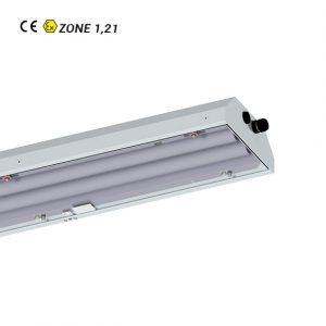 Luminaire LED Encastrable ATEX e821