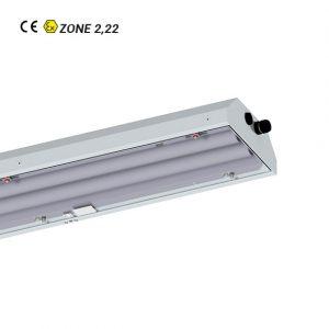 Luminaire LED Encastrable ATEX nD822