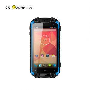 Smartphone ATEX Pro EX-SM14A Bleu