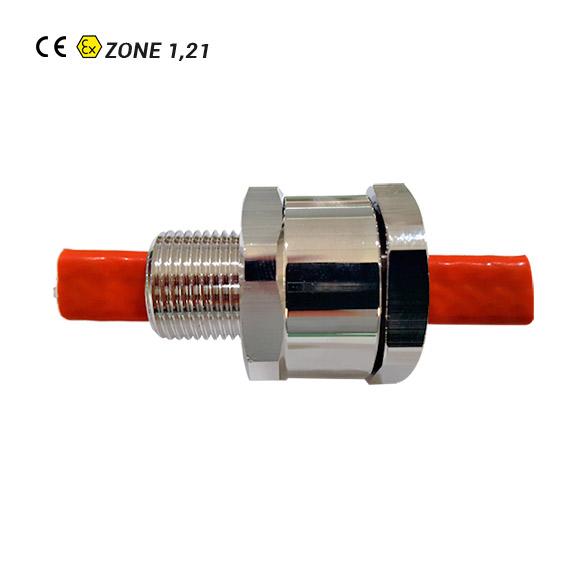 Presse-étoupe pour Câble Chauffant ATEX OS-A2F-UH