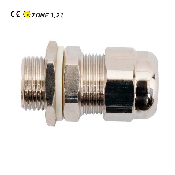 Presse-étoupe EMC pour Câble Blindé ATEX OSER-Z