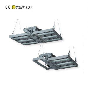 Luminaire LED ATEX e8825